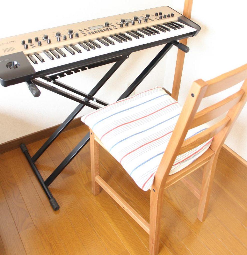 私が使ってる椅子
