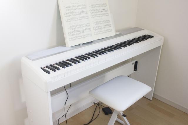 ピアノと電子ピアノの違いは?特徴をわかりやすく解説!